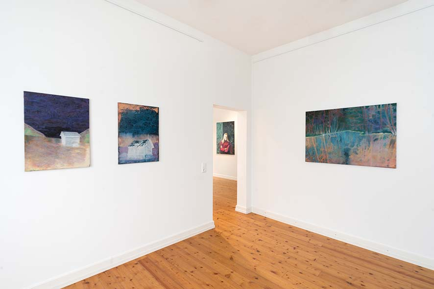 Cosima Hawemann: A SECOND US IN AN EMPTY ROOM
