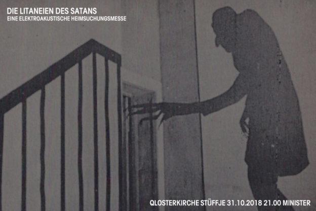 Die Litaneien des Satans * 31.10.2018 * Qlosterkirche Stüffje * Minister