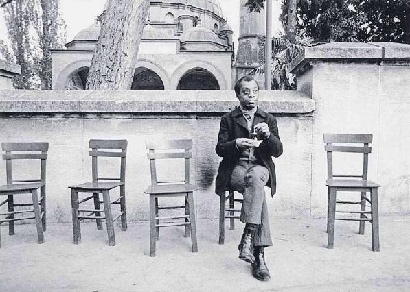 James Baldwin in Istanbul