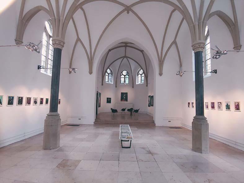 Kapelle * Kaune Contemporary
